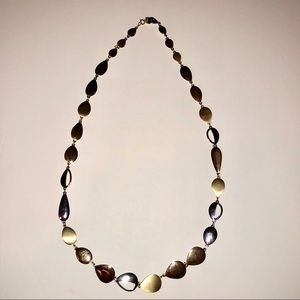 LOFT Silver & Gold Necklace